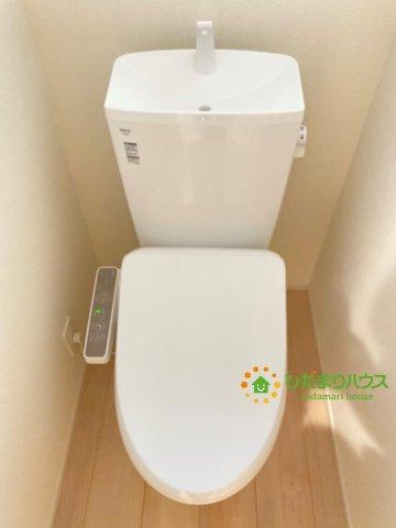 【トイレ】古河市上辺見 20⁻1期 03 新築一戸建て リナージュ