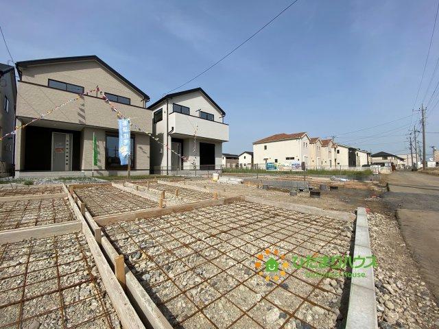 【駐車場】古河市上辺見 20⁻1期 03 新築一戸建て リナージュ