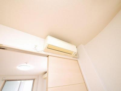 各居室エアコン付き