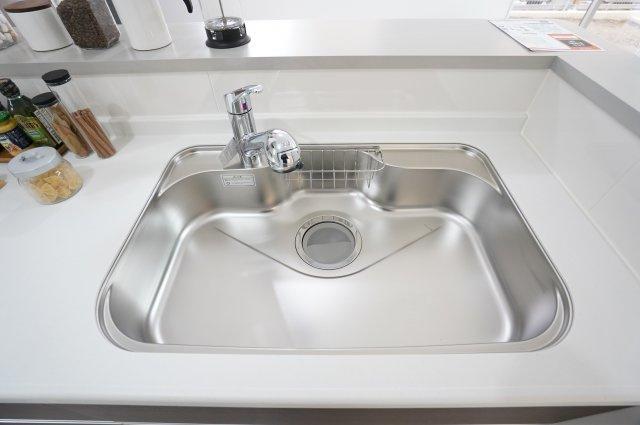 浄水器付きでいつでもおいしいお水を飲むことができますよ!