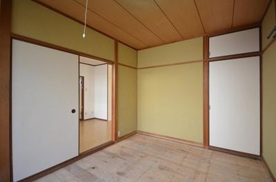 【寝室】K・M荘