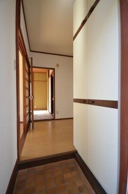 【玄関】K・M荘