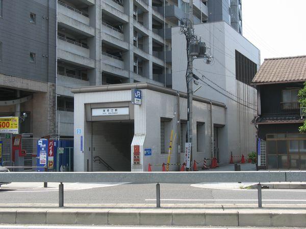 海老江駅徒歩9分