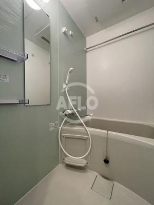ビガーポリス405 バスルーム