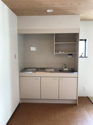 【キッチン】東山区福稲柿本町 中古戸建