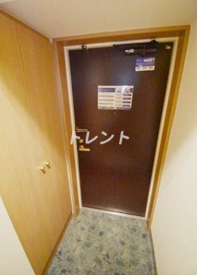 【玄関】レジディア麻布十番Ⅱ