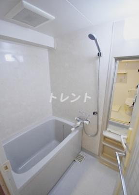 【浴室】レジディア麻布十番Ⅱ