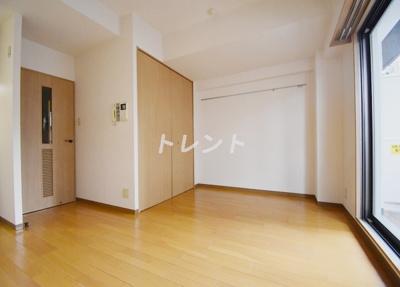 【居間・リビング】レジディア麻布十番Ⅱ