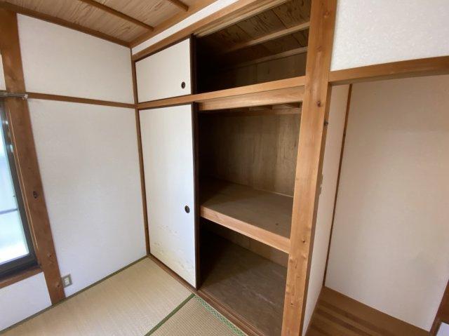 【収納】平尾住宅Ⅱ