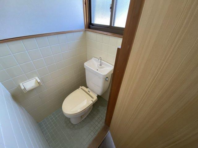 【トイレ】平尾住宅Ⅱ