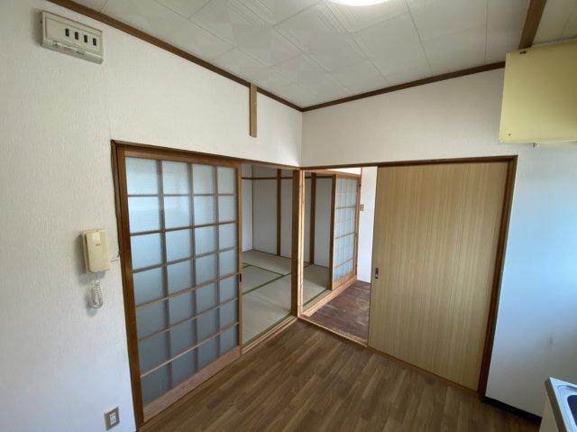 【キッチン】平尾住宅Ⅱ