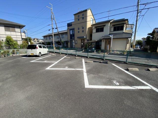 【駐車場】平尾住宅Ⅱ