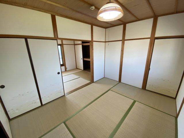 【寝室】平尾住宅Ⅱ