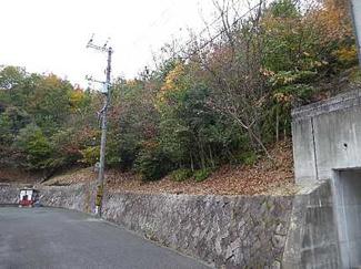【前面道路含む現地写真】広島市東区温品町