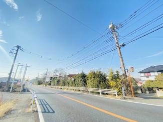 千葉市若葉区太田町 土地 千城台駅 東金街道沿いですので、上りも下りもアクセス良好です!