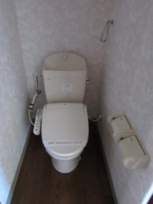 【トイレ】スプリングデイハイツ