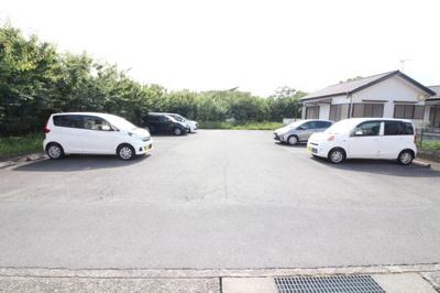 【外観】森岡駐車場(東)