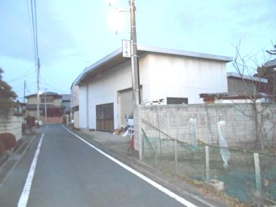 前橋市三俣町売地 B
