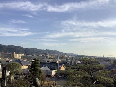 【外観】伏見区深草小栗栖小阪町 建築条件付売土地