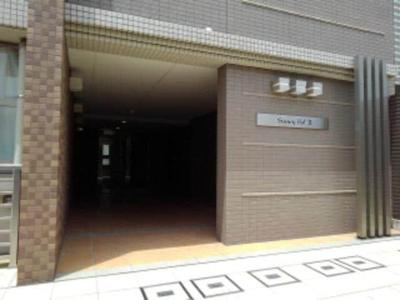 【エントランス】サニーフラットⅡ