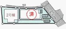 桜井3丁目 新築戸建て 2号地の画像