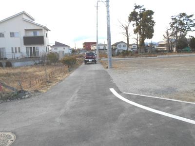 前橋市箱田町売地 ①