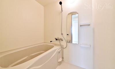 【浴室】クリスタルリゾートタワー