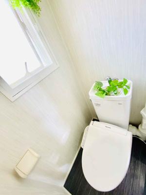 【トイレ】上高丸住宅A棟 収益