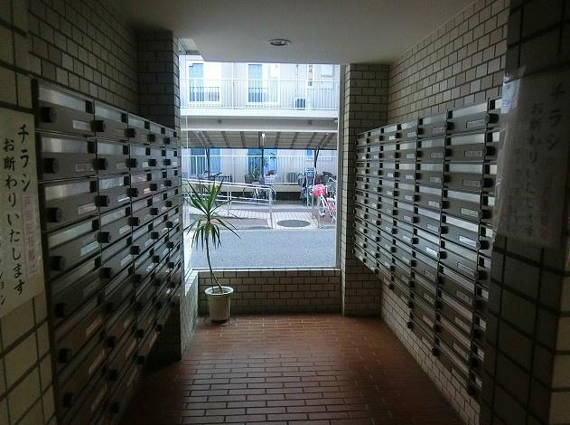 【設備】川崎ロイヤルマンション(川崎区四谷上町)