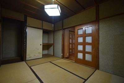 【寝室】須賀町8貸家 (株)Roots