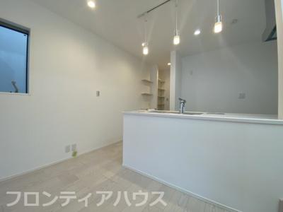 【キッチン】灘区弓木町2丁目 新築戸建て