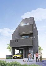 ハッピータウン伊丹市大鹿 新築戸建の画像