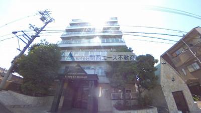 【外観】新深江CTサンコート