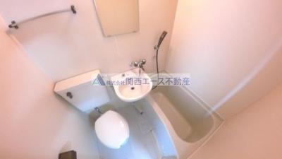 【浴室】新深江CTサンコート