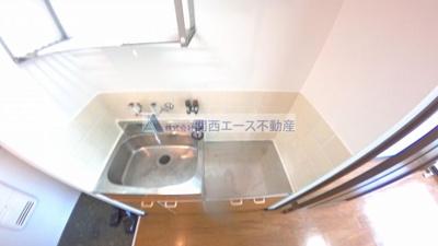 【キッチン】新深江CTサンコート