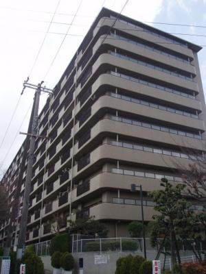 【外観】日興千里丘スカイマンションB棟