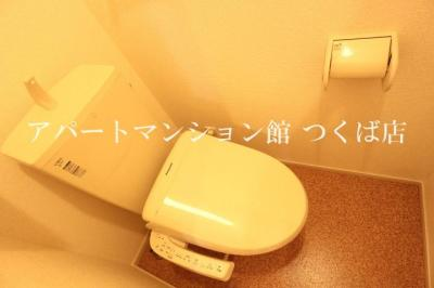 【トイレ】けやきレジデンスB
