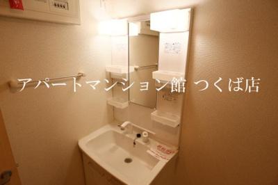 【洗面所】けやきレジデンスB