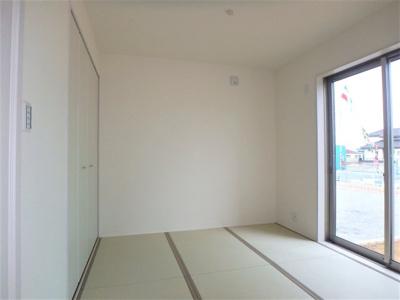 【和室】リーブルガーデン 新築戸建て 羽生神戸第2-全2棟-