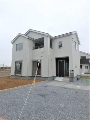 【外観】リーブルガーデン 新築戸建て 羽生神戸第2-全2棟-