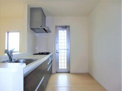 【キッチン】リーブルガーデン 新築戸建て 羽生神戸第2-全2棟-