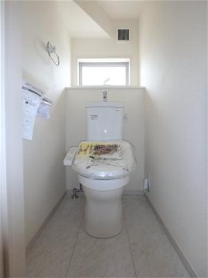 【トイレ】リーブルガーデン 新築戸建て 羽生神戸第2-全2棟-