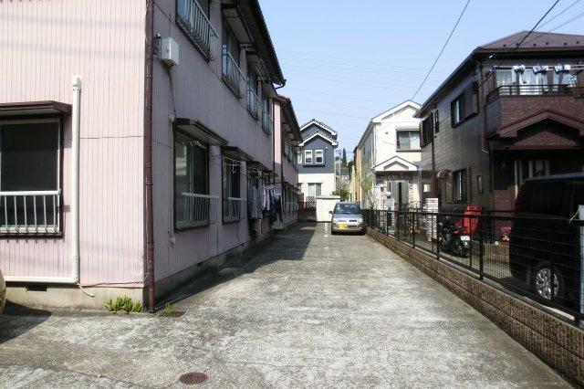 第一小国荘202 2DK 横須賀市平作3丁目