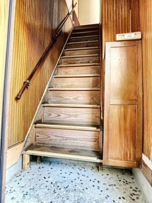 【玄関】ハイムまりA棟