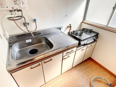 【キッチン】ハイムまりA棟