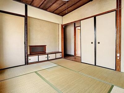 【和室】ハイムまりA棟