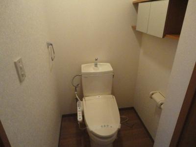 【トイレ】パークサイドY・