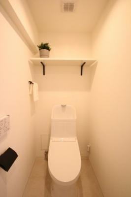 【トイレ】なぎさニュータウン7号棟 7階 70.74㎡ リ ノベーション済
