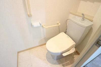 【トイレ】ふじハイツ