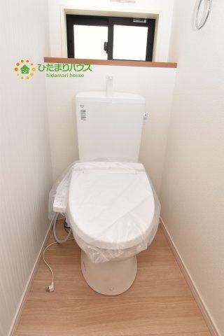 【トイレ】北区宮原町 12期 新築一戸建て 02